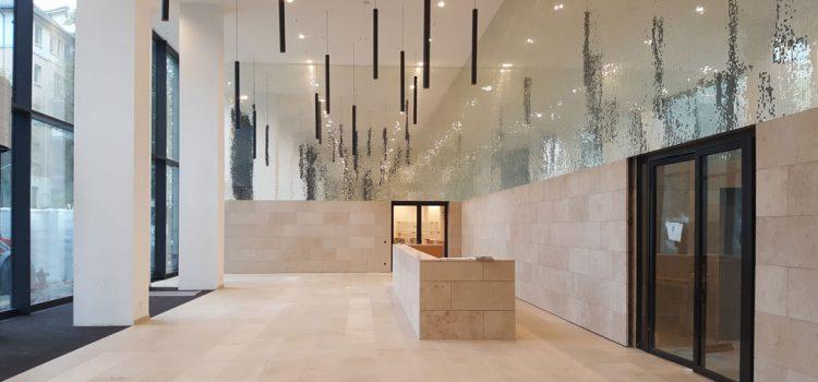Projekt 03 – Revitalisierung Bürogebäude