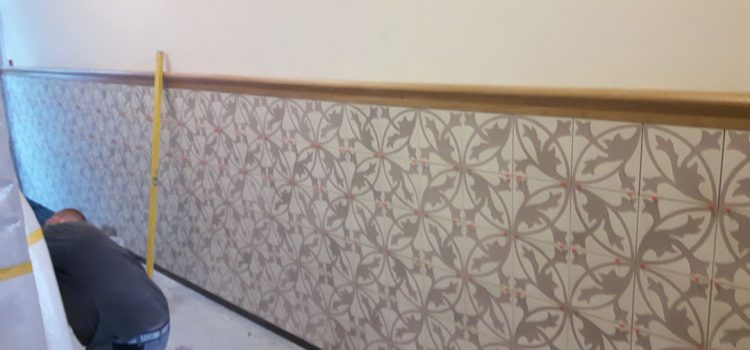 Projekt 07 – Sanierung Treppenhaus